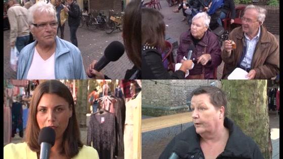 Mandy op de Markt: Bent u bang voor de killerclowns?