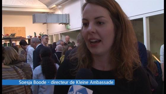 nieuws: De Kleine Ambassade officieel geopend