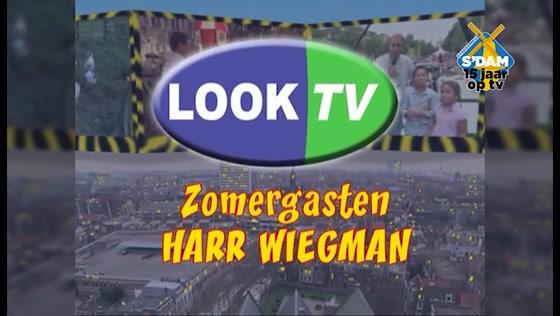 LOOK BACK - terugblik 15 jaar LOOKtv - aflevering 24: Harr Wiegman