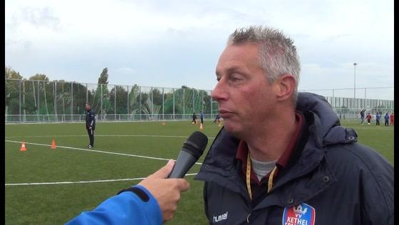 nieuws: Voetbalclinics VVKS sportpark Willem Alexander